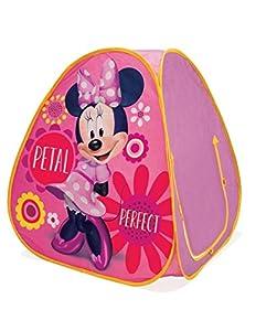 Minnie Pink Play Tent C&u0027N Play Indoor Easy Pop Up Tent Petal Perfect  sc 1 st  Amazon.com & Amazon.com: Minnie Pink Play Tent Campu0027N Play Indoor Easy Pop Up ...