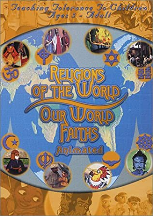 Amazoncom Religions Of The WorldOur World Faiths Animated - Various religions in the world