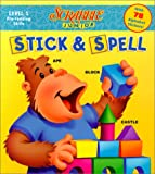 Scrabble Junior Stick-Spell, Reader's Digest Editors, 1575849828