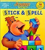 Scrabble Junior Stick-Spell, Reader's Digest Editors, 1575849828