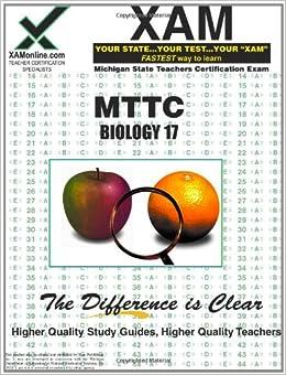 MTTC Study Guides