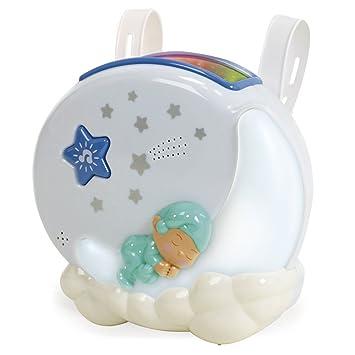 PlayGo - Luz nocturna para bebés con proyector y sonidos (42463)