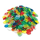 300 Plastic Bingo Chips [Toy]