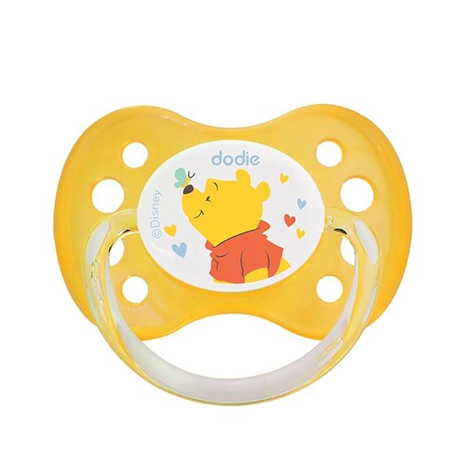 Dodie Chupete anatómico Duo Winnie A62 0 - 6 meses: Amazon ...