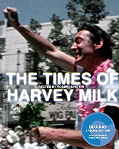 The Times of Harvey Milk [Blu-ray]