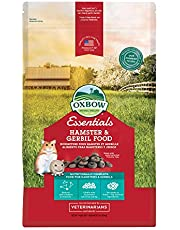 Oxbow O261 Essential Hamster and Gerbil Food, 1lb
