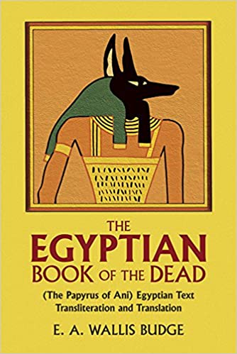 Book Egyptian Book Of The Dead