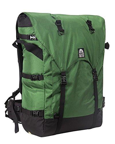 Granite Gear Quetico 5000 Portage Backpack - Fern Green Regular by Granite Gear