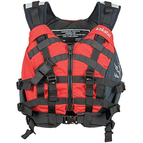 Unisex Kokatat UL Poseidon Kayaking PFD-Red-US MD/LG