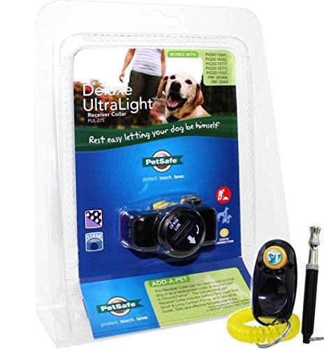(PetSafe - PUL-275 - Wireless Collar Extra Receiver for Underground (In-Ground) Fence)