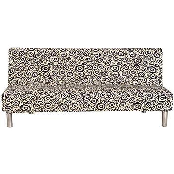 Amazon Com Chitone Futon Slipcover Sofa Bed Cover Solid