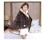 WE&ZHE Electric Heating Physiotherapy Cloak Style Shawl - To Promote Blood Circulation, Relieve All Kinds Of Pain