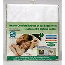 Mattress Protector with Water Proof - Encasement (Double)