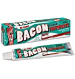 Accoutrements Mr. Bacon's 2.5 Oz Bacon Flavored Toothpaste (Pack of 2)