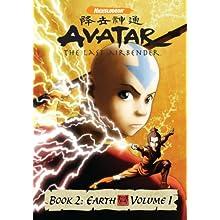 Avatar The Last Airbender - Book 2 Earth, Vol. 1 (2005)