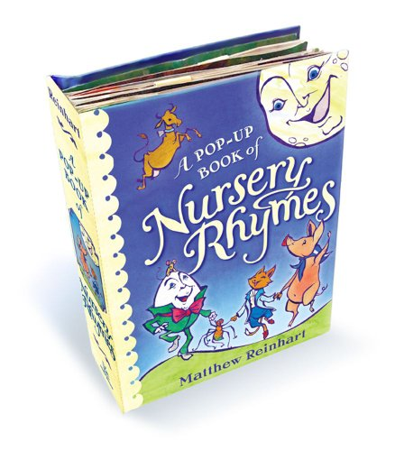 A Pop-Up Book of Nursery Rhymes: A Classic Collectible (Book Of Rhymes)