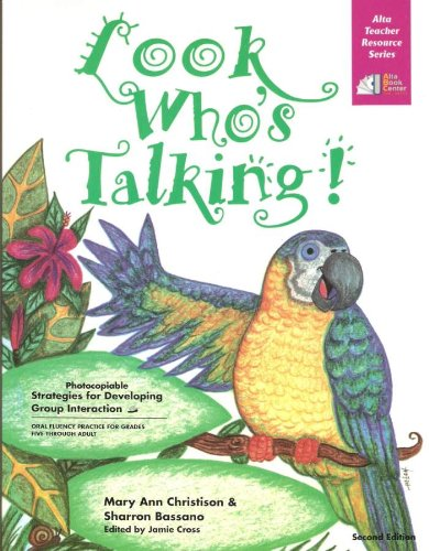 Look Who's Talking! Activities for Group Interaction