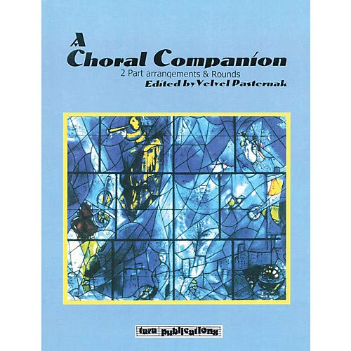 A Choral Companion (2-Part Arrangements and Rounds) Tara Books Series Softcover Pack of 2 ()
