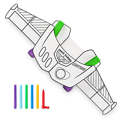 Disney Buzz Lightyear Create Your Own Space Ranger Wings Craft Kit No Color