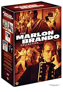 The Marlon Brando Collection (Sous-titres français) [Import]