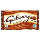 Galaxy Milk Chocolate (114g)