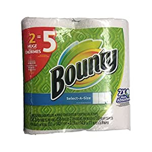 Bounty Paper Towels, 12 Count, Old Version
