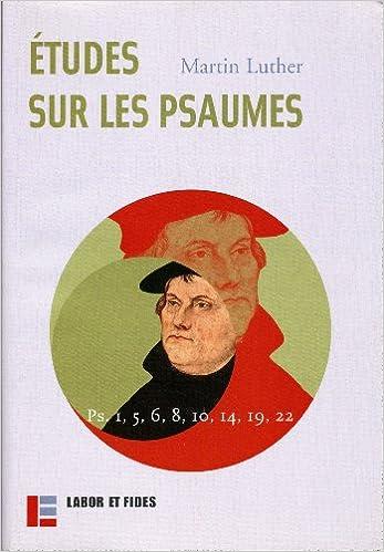Lire Etudes sur les psaumes pdf, epub