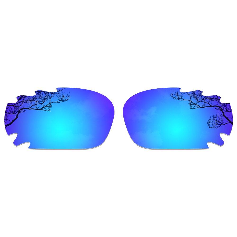 Dynamix Lentes polarizadas de repuesto Oakley Jawbone/Racing Jacket - Múltiples opciones (Azul profundo): Amazon.es: Ropa y accesorios