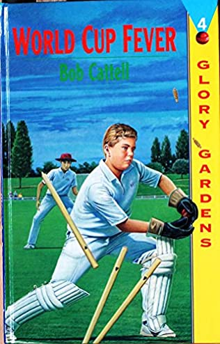 book cover of World Cup Fever