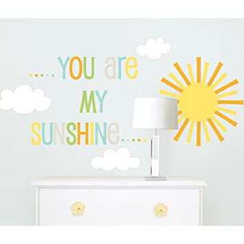 Koala Baby You Are My Sunshine Wall Art Kit