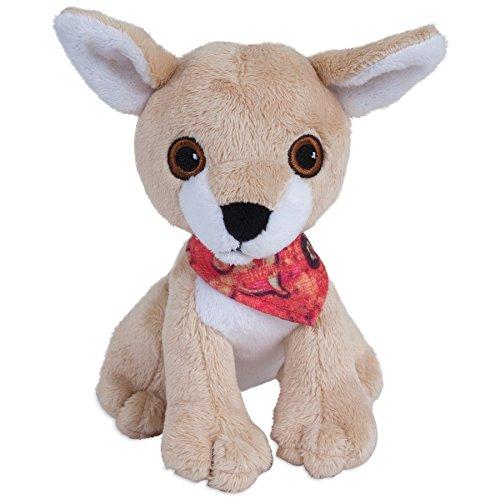 MuttNation Fueled by Miranda Lambert Plush Mini Rescue Mutt Dog Toy, Cher