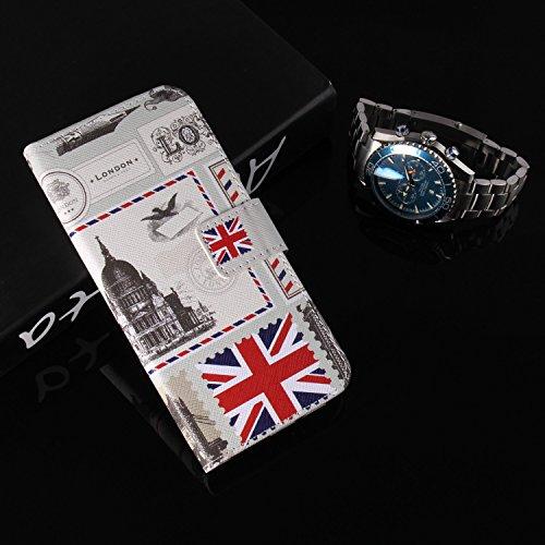 peint Flip Etui Bonroy J4 Painted Pour Case En London Premium Galaxy Portefeuille J4 Enveloppe Samsung Hibou Coque Cuir Housse xwFq4B6