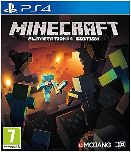 Sony Minecraft, PS4 Básico PlayStation 4 Holandés vídeo - Juego ...