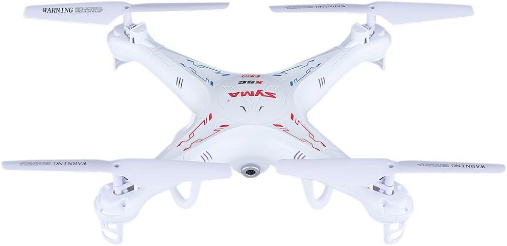 Syma x5 X5C-1 2,4 G HD Cuadricóptero RTF RC Helicóptero con cámara de 2.0 MP, Color, 14 Years and up (BJ825)