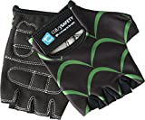 Crazy Safety Children's Cycling Mitts: Black Dragon