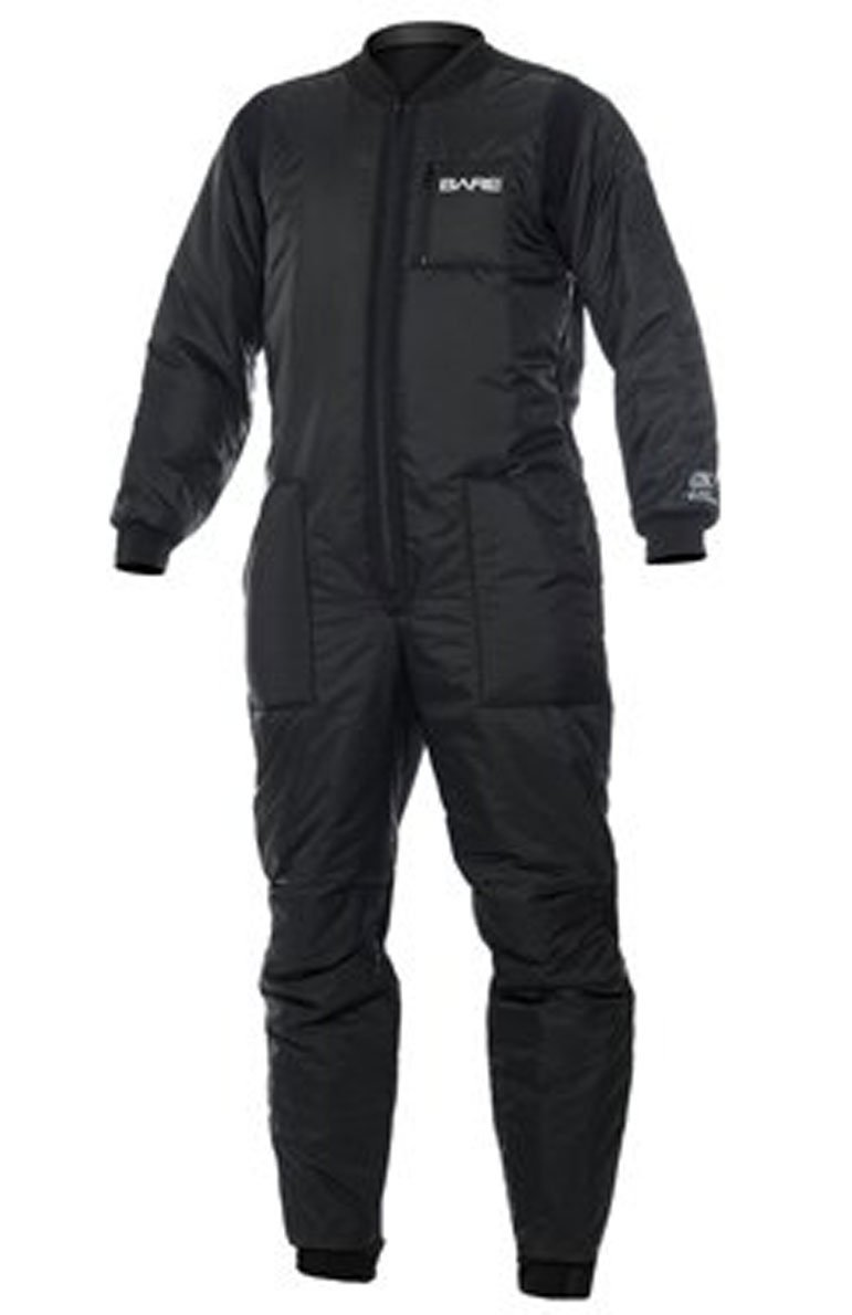 Bare Drysuit CT200 Polarwear Mens Undergarment Thermal Suit (Small)