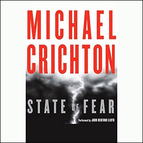 Bargain Audio Book - State of Fear