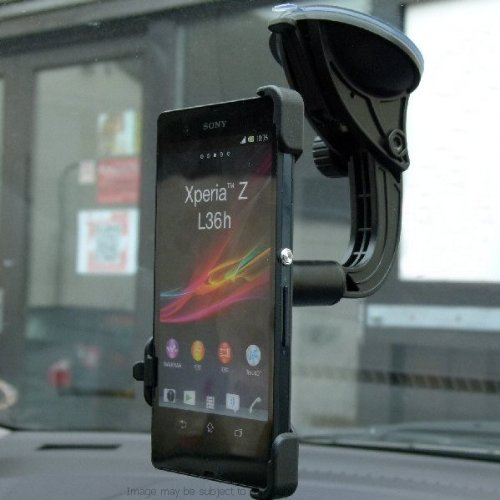 Dedicated Car / Vehicle Windshield Suction Mount for Sony XPERIA Z : L36H / C6603
