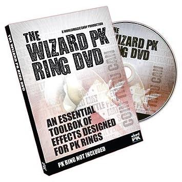 Amazon com: Wizard PK Ring DVD - DVD by Wizard FX