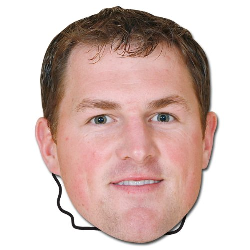 NFL Dallas Cowboys Jason Witten Player Face (The Player Mask)