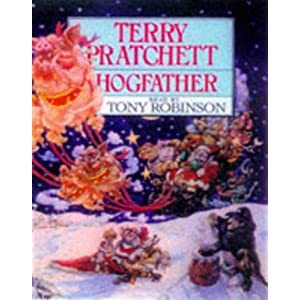 Hogfather: Discworld, Book 20 Terry Pratchett and Tony Robinson