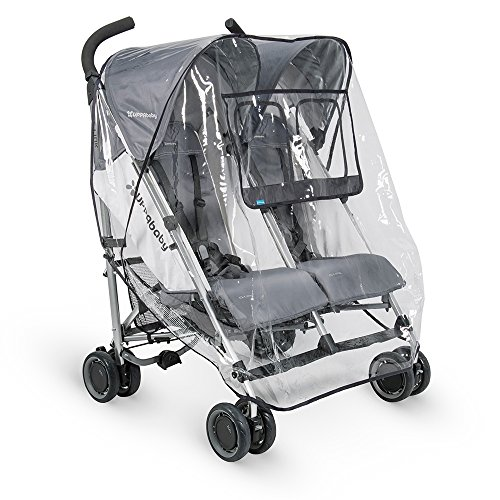 Infant Uppababy Rain Shield For Uppababy G-Link Side By Side