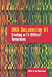 DNA Sequencing III, Jan Kieleczawa, 076374297X