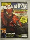 Wizard Mega Movie Issue Spr./Sum. 2007 Spider Man 3 Maguire Sin City Indiana Jones Star Trek