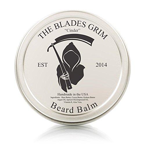 Blades Grim Beard Handmade Cinder