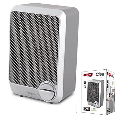 Mini Calefactor 600 W estufa Cálido baño caldobagno Beper: Amazon.es: Electrónica