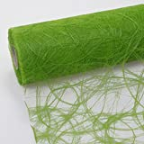 Sizoweb Table Runner - Applegreen - 11 by 72, 90, 96, 108... - inch - 64 030-R 300