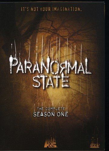 DVD : Paranormal State: The Complete Season One (3 Disc)