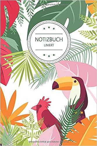 Notizbuch Liniert Buntes Liniertes Notizbuch Für Alle