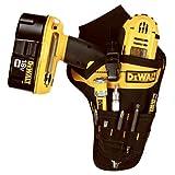 Custom Leathercraft Dewalt DG5120 Heavy-duty Drill Holster